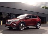 2016 Hyundai Tuscon Starts at $23,595