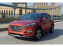 2018 Hyundai Tucson Adds a Few Features