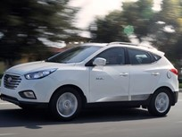 Hyundai Working on Next-Gen Fuel Cell Vehicle