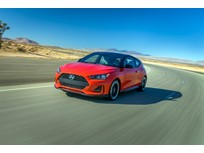 Hyundai Debuts the 2019 Veloster