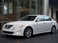 Brake Issue Prompts Hyundai Genesis Recall