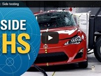 New IIHS Video Explains Side Crash Testing