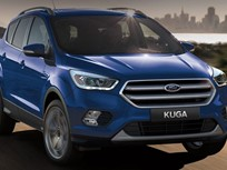 Ford Updates Kuga in South Africa