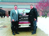 Ram 1500 Named 2015 Fleet Truck of the Year