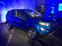 Ford Bringing EcoSport Baby SUV to U.S.
