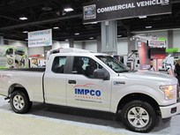 IMPCO to Offer Bi-Fuel CNG Ford F-150