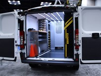 Ranger Design Unveils Van Flooring and Shelves