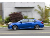 Honda Civic Recalled for Right Halfshaft