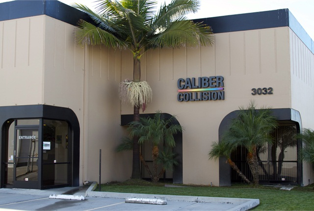 Caliber Collision has 177 collision repair centers in the U.S., including this one in Torrance, Calif.
