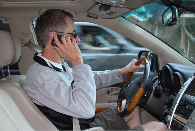 <p><em>An April study found that at least 12.8% of California drivers were observed using a mobile device during the daytime — up from 9.2% in 2015.</em></p>