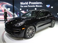Porsche Gives Full Macan SUV Specs In Los Angeles