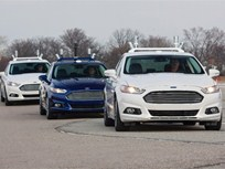 Ford Teams With MIT, Stanford to Advance Automated Driving Research