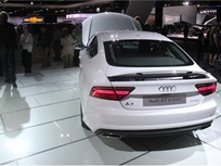 Audi Introduces Hydrogen Fuel Cell A7 Sedan