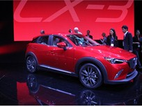 Mazda Enters Compact SUV Segment With CX-3