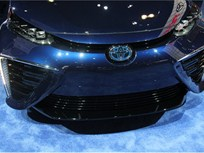 Toyota Discusses Fleet Strategy for Fuel Cell Vehicle