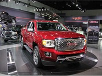 GMC Introduces 2017 Canyon Denali