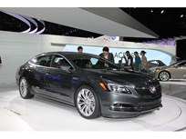 Buick Shows Sleeker LaCrosse for 2017