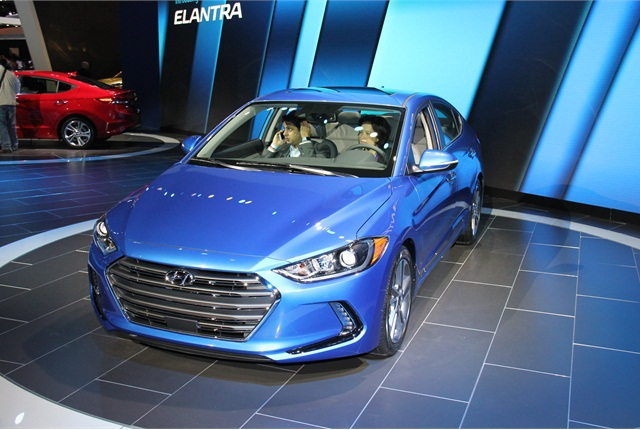 Photo Of 2017 Hyundai Elantra By Paul Clinton