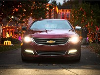 2014 Chevy Impala Gets High Intensity Headlamps