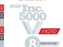 GPS Insight Again Ranked on Inc. 5000