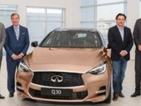 Middle East Is Cornerstone of Infiniti's Growth