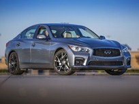 Infiniti Q50 Named Finalist for World Car of the Year