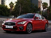 Infiniti Adds Engine Trio to 2016 Q50 Sedan