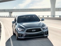 Infiniti's 2016 Q50 Base, Hybrid Models Go on Sale