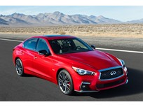 Infiniti Sets 2018-MY Fleet Incentives