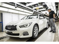 2018 Infiniti Q50 Begins Production