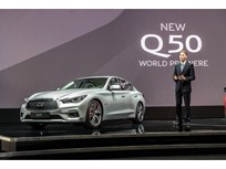 Infiniti Adds Self-Driving Tech to 2018 Q50