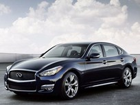 Infiniti Announces Pricing for Q70 Sedan Lineup