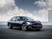 Infiniti Refreshes Q70 Luxury Sedan, QX80 SUV