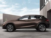 Pricing for 2018 Infiniti QX30 Announced