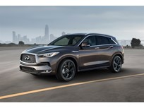 Infiniti Unveils 2019 QX50 in Los Angeles