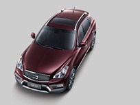 2016 Infiniti QX50 SUV Pricing Announced
