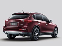 Infiniti Revising QX50 SUV for 2016