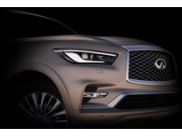 Infiniti to Debut Next-Gen QX80