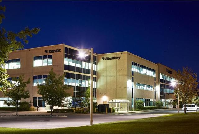 BlackBerry QNX headquarters in Ottawa, Ontario. Photo courtesy of Morguard and BlackBerry.