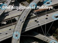 Intel to Acquire Self-Driving Tech Firm Mobileye
