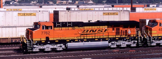 J.B. Hunt's intermodal first quarter revenue was $796 million, up 15%, while operating income increased 22% to $ 96.8 million.