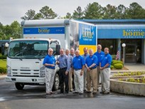 Isuzu Sells 500,000th Cabover to Furniture Retailer