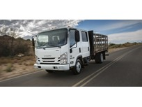 Isuzu Adds Crew Cab NRR to Cabover Lineup