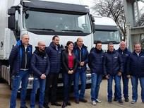 Iveco Trucks Join European Platooning Challenge