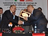JAC Signs Deal to Open Light-Duty Truck Plant in Algeria