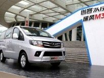 JAC Introduces M3 Van in China