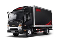 China's JAC Motors Launches Electric Truck Line