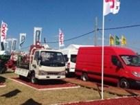 JAC Van Unveiled at Uruguay Auto Show