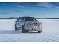 Jaguar Tests E-Pace SUV in Extreme Conditions
