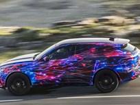 Jaguar Releases Details About F-Pace Compact SUV